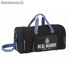Bolsa deporte Real Madrid Black 50cm