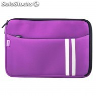 Bolsa e-vitta laptop sleeve neoprene 13 3 purple
