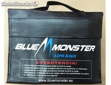 Bolsa guarda LiPo bluemonster accesorio original RC