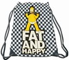 Bolsa gym homer, fat and happy