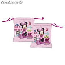 Bolsa Merienda Minnie Mouse Travel 9575 PPT02-9575