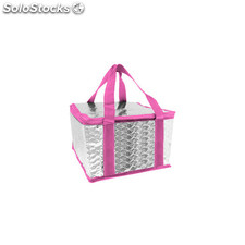 Bolsa nevera aluminio rosa - aquapro - 8433774608264 - BY02010760826