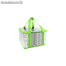 Bolsa nevera aluminio verde - aquapro - 8433774608264 - BY02010760826