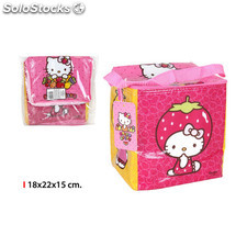 Bolsa nevera hello kitty - idealcasa kids - hello kitty - 8433774605584 -