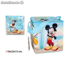 Bolsa nevera mickey surf - idealcasa kids - mickey - 8433774605607 -