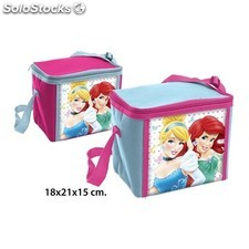 Bolsa nevera princess - colores surtidos - idealcasa kids - princess -