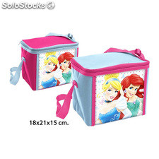 Bolsa nevera princess turquesa - idealcasa kids - princess - WA2052833_DESKIT