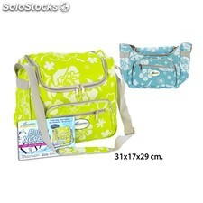 Bolsa nevera soft, aquapro, -ibisco-, 31X17X29CM.