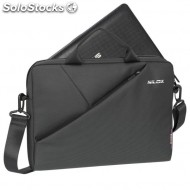 Bolsa nilox notebag 13.3P grey