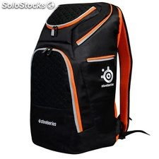 "Bolsa pc portátil Port Designs 202381 ""steelseries"" by port negro / nara"