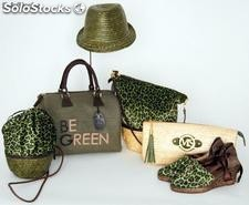 "Bolsas de couro de luxo eco-friendly ""Made in Spain"""