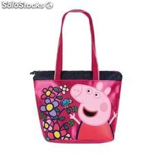 Bolsito Shopping Peppa Pig Jeans""""