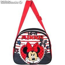 Bolso Bandolera Minnie Mouse Love""""