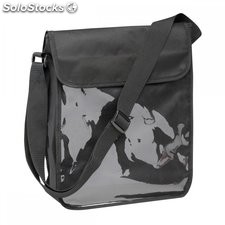 Bolso Bandolero Reflects-Lobeco Black