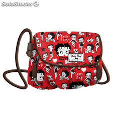 Bolso Clamy Betty Boop Rouge