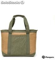 bolso cooler mercedes pampero