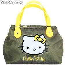 Bolso de Mano Hello Kitty Fluor""""