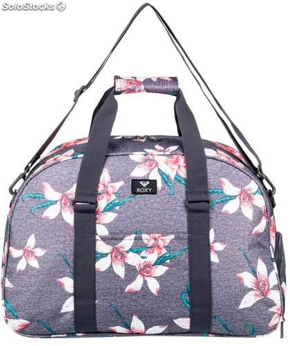 Bolso de Viaje Roxy Feel Happy Heather Flower 6d2fdfa46d30c