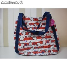 Bolso maxi rojo hello kitty