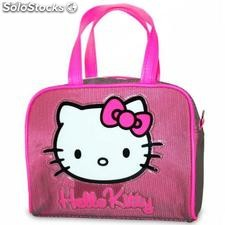 Bolso Mediano Hello Kitty Fluor""""