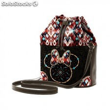 Bolso Minnie Disney 25,5x33x11,5cm.