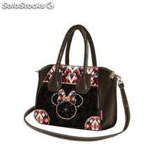 Bolso Minnie Disney 26x24x12cm.