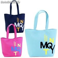 Bolso playa monty ds 3 colores 46x15x36cm