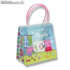 Bolso Shopping Peppa Pig