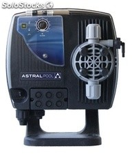 Bomba astral dosificadora optima tipo b manual regulable de 5-10 bar e 2-5 l/h