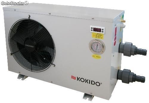 Bomba de calor piscina kokido 13 kw para piscinas hasta for Bomba de calor piscina