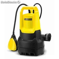 Bomba Sumergible 0,6Bar 350W 7000L/H Karcher Sp 3