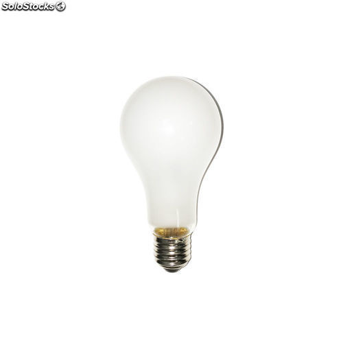 Bombilla incandescente 150W 235V mate estandar