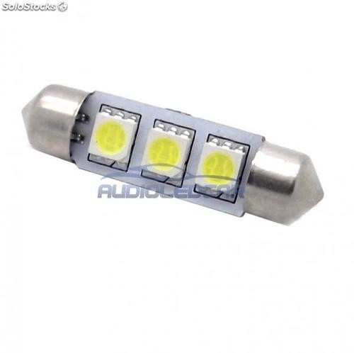 Bombilla LED c5w / festoon 36, 39, 41mm - TIPO 5