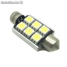 Bombilla Led Canbus C5w / Festoon 36, 39, 41mm Tipo 17 - Zesfor