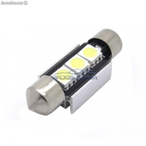 Bombilla Led Canbus Festoon / C5w Económica - Tipo 16