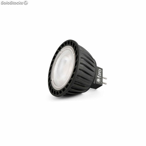 Bombilla led foco GX5.3 MR16 5W 12V 4000K 340Lm 45º