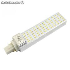 Bombilla Led G24 (2 pin) SMD2835, 12W, Blanco neutro