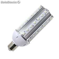 Bombilla led para farolas high power 45w blanco cálido