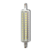Bombilla led R7S 118mm 10W 2700K