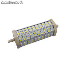 Bombilla led R7S, 13W, 60xSMD5050, 189mm, Blanco neutro