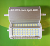 Bombilla LED R7S 40W corn light 135mm 3600lm