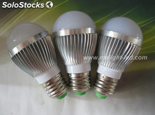Bombillas de led 3W led Bulbs E27 led Lamps B22 AC220V 230V