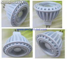 Bombillas led 5W MR16 GU10 led light AC85-265V focos led E27 3500K/6000K