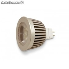 Bombillas led, mr16, 7w, 12v, dicroica