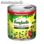 Bonduelle 214 ml products Gold corn with peas 170 gr