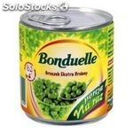 Bonduelle 218 ml products Canned peas extra small 200 gr