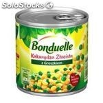Bonduelle 425 ml products Gold corn with peas 340 gr