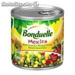 Bonduelle 430 ml products Mexican vegetable mix Mexico 340 gr