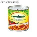 Bonduelle products to heat Polish baked beans 430 gr