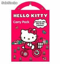 Bonjour Kitty Carry pack